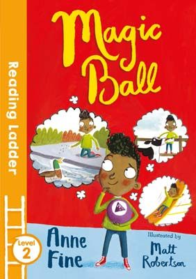 Magic Ball Badger Learning