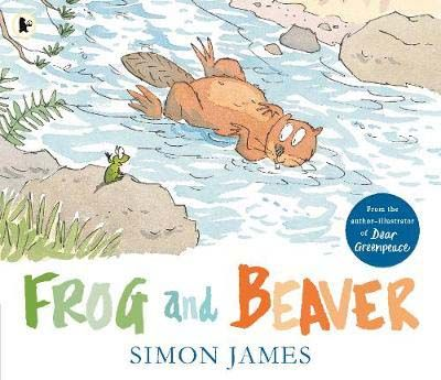 Frog and Beaver Badger Learning