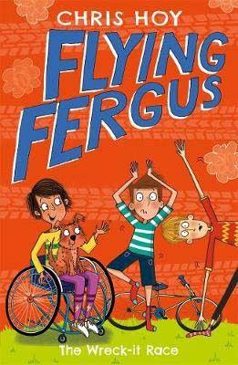 Flying Fergus: The Wreck-It Race Badger Learning