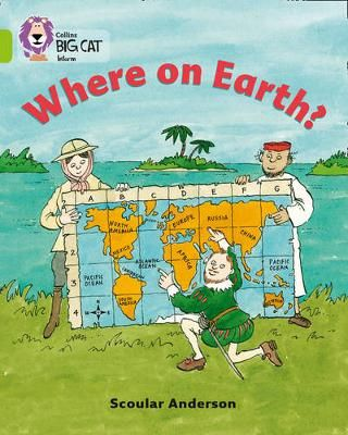 Where on Earth Badger Learning