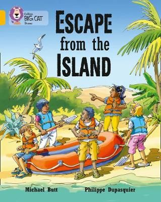 Escape from the Island Badger Learning
