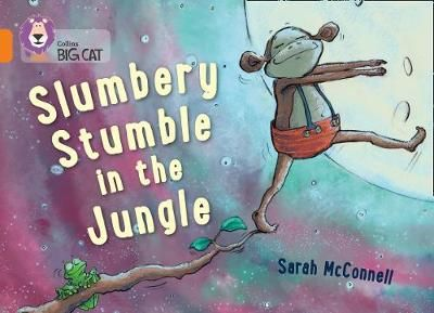 Slumbery Stumble in the Jungle Badger Learning