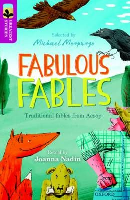 Fabulous Fables Badger Learning