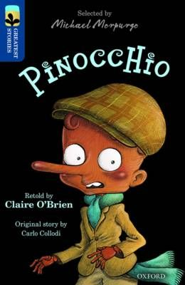 Pinocchio Badger Learning