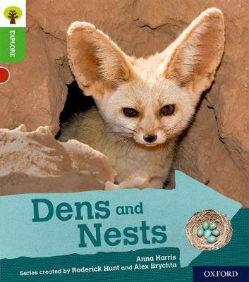 Dens & Nests Badger Learning