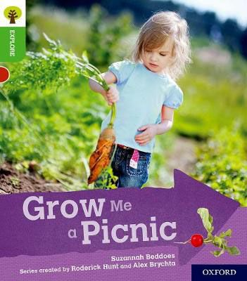 Grow Me a Picnic Badger Learning