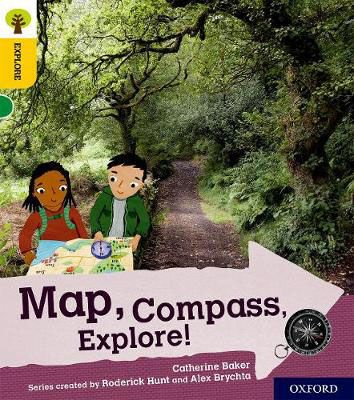 Map, Compass, Explore! Badger Learning