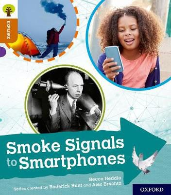 Smoke Signals to Smartphones Badger Learning