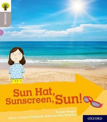Sun Hat, Sunscreen, Sun! Badger Learning