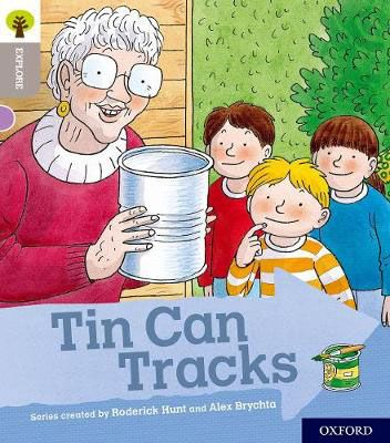 Tin Can Tracks Badger Learning