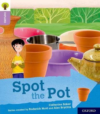 Spot the Pot Badger Learning