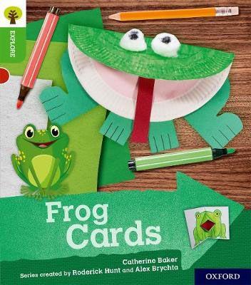 Frog Cards Badger Learning