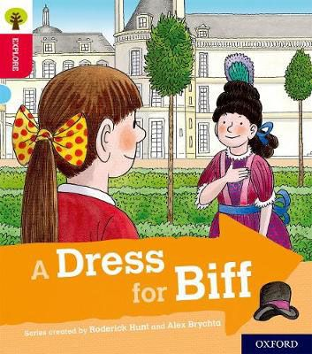 A Dress for Biff Badger Learning