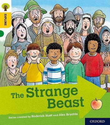 Strange Beast Badger Learning