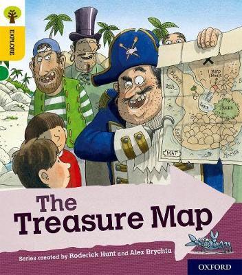 Treasure Map Badger Learning