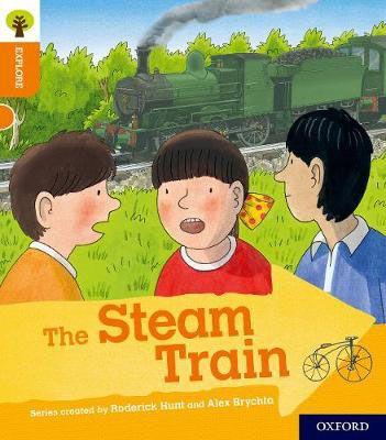 Steam Train Badger Learning