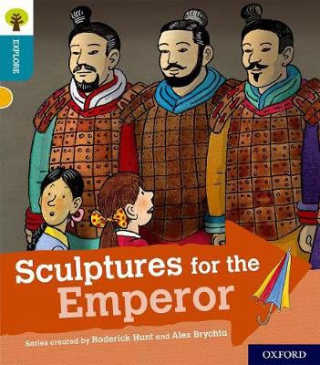 Sculptures for the Emperor Badger Learning