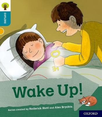 Wake Up! Badger Learning