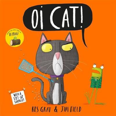 Oi Cat! Badger Learning