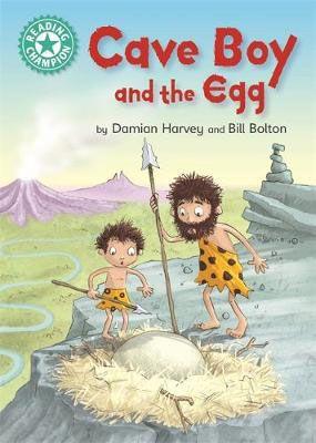 Cave Boy & the Egg Badger Learning
