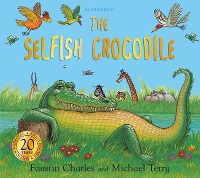 Selfish Crocodile The Badger Learning