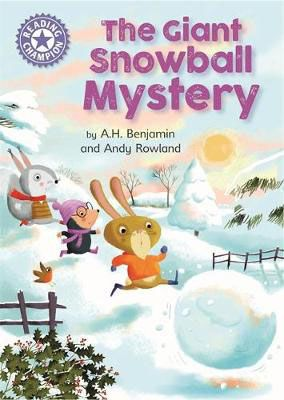 Giant Snowball Mystery Badger Learning
