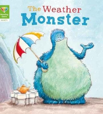 Weather Monster Badger Learning