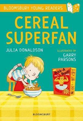 Cereal Superfan Badger Learning