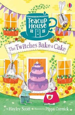 The Twitches Bake a Cake Badger Learning