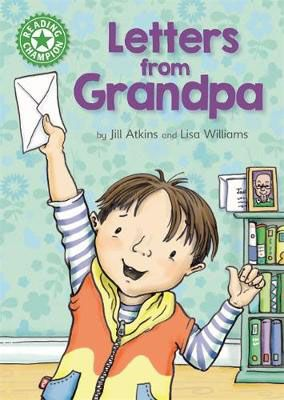 Letters from Grandpa Badger Learning