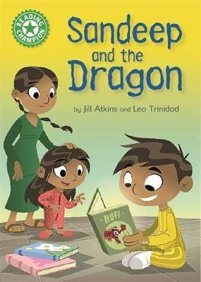 Sandeep & the Dragon Badger Learning