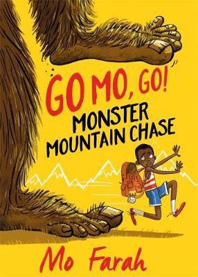 Monster Mountain Chase! Badger Learning