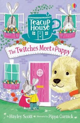 The Twtches Meet a Puppy Badger Learning