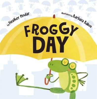 Froggy Day Badger Learning