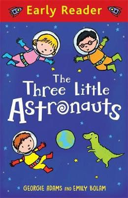 Three Little Astronauts Badger Learning