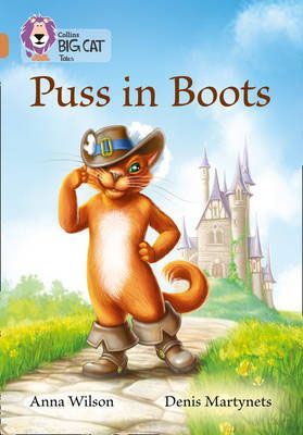 Puss in Boots Badger Learning