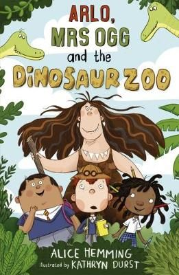 Arlo, Mrs Ogg and the Dinosaur Zoo - Pack of 6 Badger Learning
