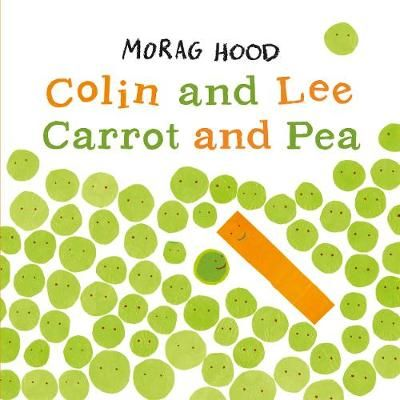 Colin & Lee, Carrot & Pea Badger Learning