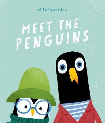 Meet the Penguins Badger Learning