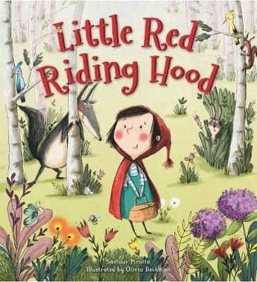 Little Red Riding Hood Badger Learning