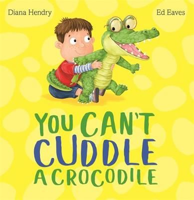 You Can't Cuddle a Crocodile Badger Learning