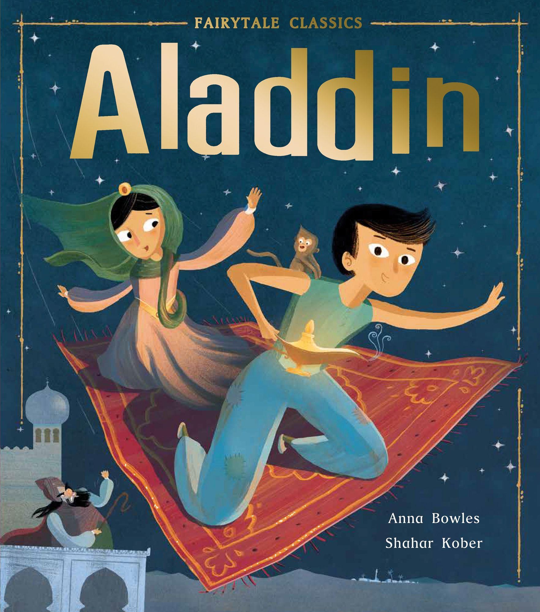 Aladdin Badger Learning