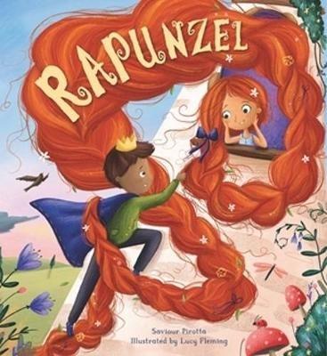 Rapunzel Badger Learning
