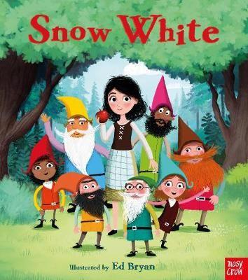 Snow White Badger Learning