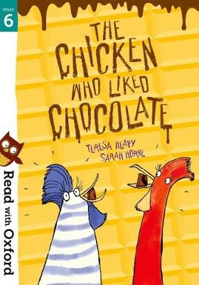 The Chicken Who Liked Chocolate Badger Learning