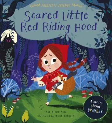 Scared Little Red Riding Hood Badger Learning