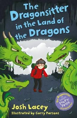 Dragonsitter in the Land of the Dragons Badger Learning
