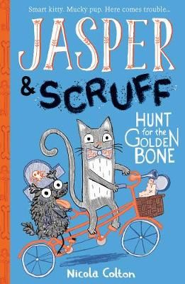 Hunt for the Golden Bone Badger Learning