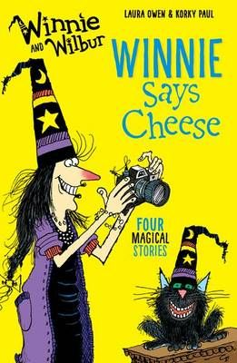 Winnie Says Cheese Badger Learning