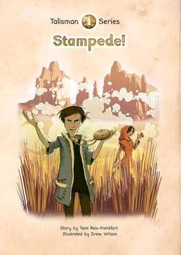 Stampede! Badger Learning